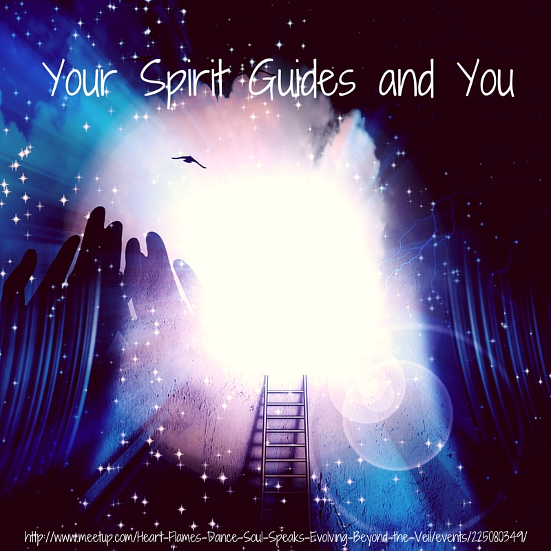 Your Spirit Guides and You