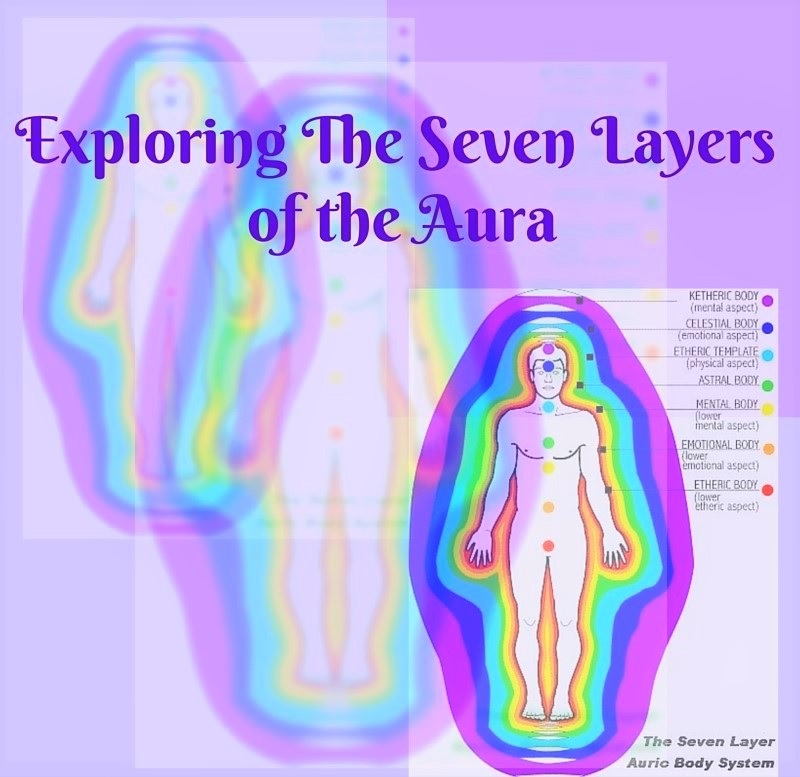 "Your Aura – ""Exploring the Seven Layers of the Aura"" ~ Sunday, 05/21/17"
